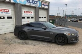 2016 Ford Mustang 15% Tint