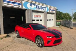 2017 Chevrolet Camaro- Select Autoglass Plus LLC