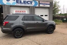 2018 Ford Explorer 20% Tint